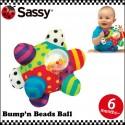 Sassy Developmental Bumpy Ball 凹凸柔軟球 益智玩具 啟發嬰兒手部觸感 AMAZON BEST SELL