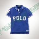 Ralph Lauren Infant boys Short-Sleeved Cotton Polo 24m 全棉短袖POLO 衫