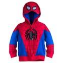 Spider Man Zip Hoodie for Boys 蜘蛛俠嬰孩外套連面罩帽 購自美國 Disney Store