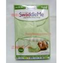 Summer Infant SwaddleMe MicroFleece BB 抓毛包巾包被 1件裝 大碼 (3至6個月)