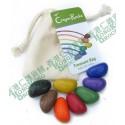 Crayon Rocks 繪圖蠟筆豆 8粒 全天然色素無毒 培養孩子創意 訓練手指 (美國)