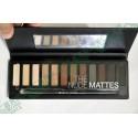 PAULA's CHOICE the nude mattes eyeshadow palette 12 裸色眼影盤