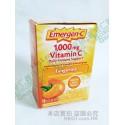 Emergen-C 即沖維他命C 沖劑 (香橙味) 10小袋 含24種營養 包括鋅 槲皮素 維他命B 雜 電解質
