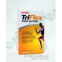 GNC TriFlex 速效關節配方120粒  葡萄糖胺+軟骨素+MSM 三重關節保護 修補潤滑鞏固關節