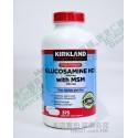 Kirkland Signature Glucosamine with MSM 葡萄糖胺+MSM 高效特強關節 375 粒