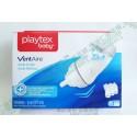 Playtex VentAire 倍兒樂 6oz 3件裝 PP 寬口排氣奶樽 防嘔氣/氣脹/打嗝 (美國)