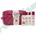 Cussons Mum & Me Bump Gift Pack 英國加信氏皇室牌 孕婦洗髮潔膚潤膚四件套裝連手挽袋