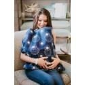 Udder Covers Breast Feeding Nursing Cover 全棉哺乳圍巾/ 哺乳巾 (美國)