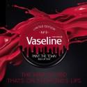 z (停售) Vaseline Paint The Town Red Lip 凡士林限量版 野莓味潤色潤唇霜